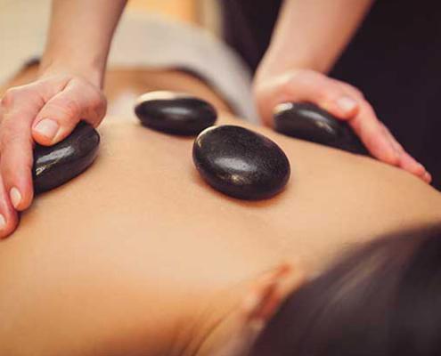 pietre laviche massaggio
